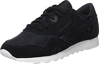 Reebok Furylite Sole, Sneakers Basses Femme, Noir (Black/Gravel/Fire), 39 EU