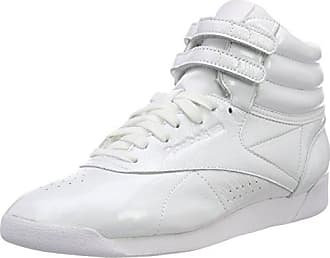 Reebok F/s Hi Iridescent, Chaussures de Gymnastique Femme, Blanc Cassé (Whitepale Pink Whitepale Pink), 40 EU