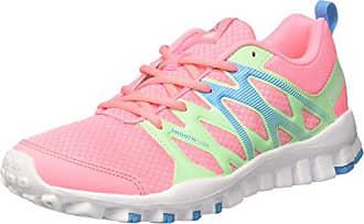 Reebok Heritage Ultralite J85518, Damen Sneaker, Pink (condensed Pnk/blue/w), Eu 37 (uk 4) (us 6.5)