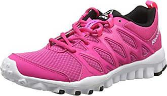 Damen Royal Cljog 2rs Sneaker Low Hals, Pink (Rosa Solar Pink/Fire Spark/White), 36.5 EU Reebok