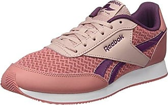 Classic Leather Lace, Zapatillas para Mujer, Varios Colores (Sandy Rose/White), 36 EU Reebok