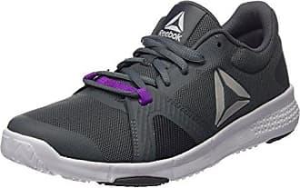 Damen Royal Ultra Laufschuhe, Grau (LGH Solid Grey/White/Purple), 35 EU Reebok