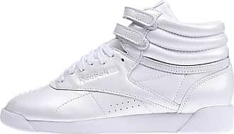 Reebok Classic F/S Hi Nbk Desert/White, Schuhe, Sneaker & Sportschuhe, Hohe Sneaker, Pink, Female, 35