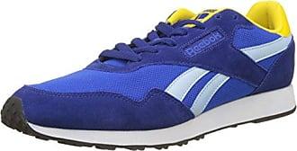 Reebok Royal Ultra, Sneaker Uomo, Blu (Deep Cobalt/Vital Blue/Fresh Blue/Yello/White/Black), 42.5 EU