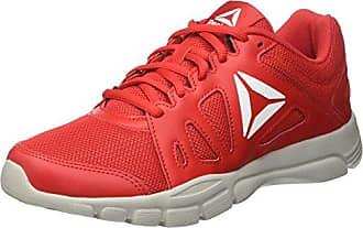 Reebok Yourflex Train 9.0 MT, Zapatillas de Gimnasia para Hombre, Rojo (Primal Red/Black/White), 45.5 EU