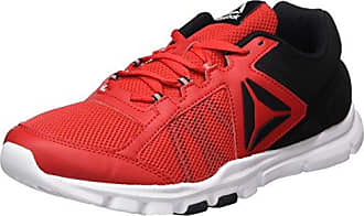 Reebok Yourflex Train 9.0 MT, Chaussures de Running Homme, Multicolore (Primal Red/Black/White), 40 EU