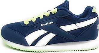 Reebok Jungen Royal Cljog 2 2v Laufschuhe, Mehrfarbig (Washed Bluewhiteli), 32 EU