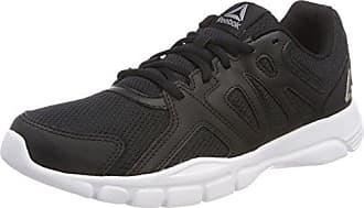 Mens Trainfusion Nine 3.0 Fitness Shoes, Noir/Blanc/Gris Reebok