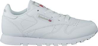Reebok Blanc Chaussures Classiques Pour Hommes NGxa1