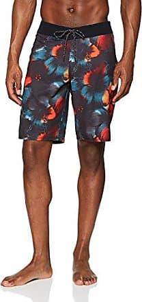 Reef Volley Emea 2, Pantalones Cortos para Hombre, Verde (Olive OLI), X-Large Reef