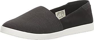 Rose ES, Sneakers Basses Femme, Noir (Black Bla), 42.5 EUReef