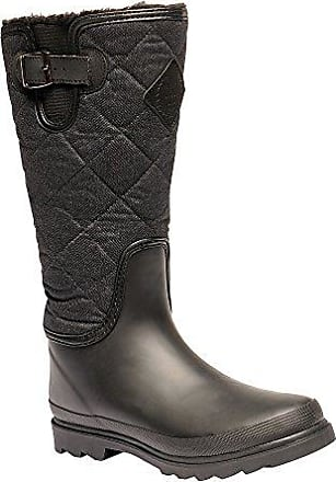 Regatta Lady Fairweather, Women Warm Lining Rain Boots, Multicolor (Navy/Sorbetp), 8 UK (42 EU)