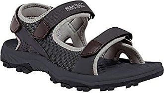 Regatta Great Outdoors Herren Sandalen Terrarock (43 EU/8UK) (Grau) BZG8yX