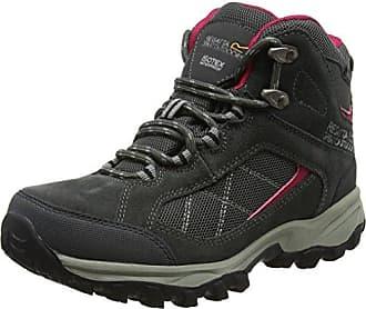 Regatta Lady Alderson Mid, Zapatos de High Rise Senderismo para Mujer, Gris (Briar/Alppur 7Rg), 42 EU