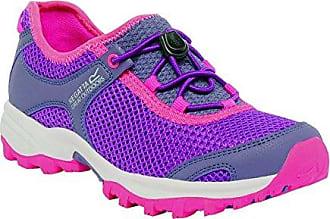 Regatta Mädchen Platipus Schuh Purple Sage 2 Tpq72ps