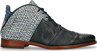 Brun Foncé Avec Des Chaussures À Lacets Motif (40,41,42,43,44,45,46)