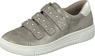 Damen Schuhe Halbschuhe Schnürschuhe 8067-18707-01 in 2 Farben (39, Black) Relife