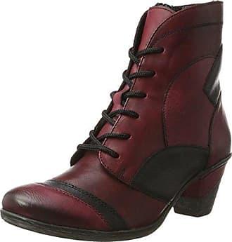 Womens D8583 Chelsea Boots, Schwarz Weite G, 4 UK Remonte