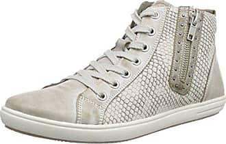Remonte D5200, Zapatillas para Mujer, Blanco (Offwhite/Tan/80), 41 EU