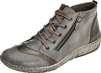Remonte R1483, Zapatillas Altas para Mujer, Gris (Gris/Altsilber/Fumo 45), 43 EU