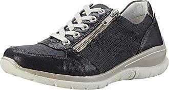 R3500, Zapatillas sin Cordones para Mujer, Azul (Pazifik/Navy/Pazifik), 38 EU Remonte
