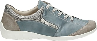 Dentelle Chaussures Remonte Jeansblue zDFsQH