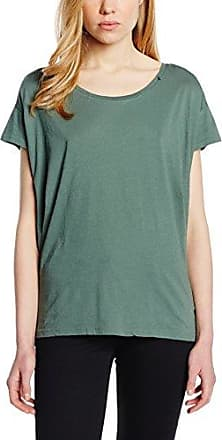 Replay W3972.000.20994t, Camiseta para Mujer, Verde (Olive Green 432), Small