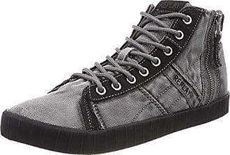 Femmes Étoile Noire Haute Replay Sneaker ZhPmy