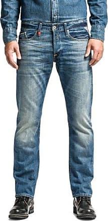 Jeans Skinny - Femme - Bleu (rinsed 080) - W28/L34Cross Jeanswear VirKIK