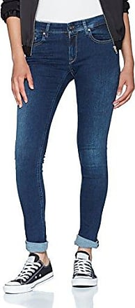 Luz, Jeans Femme, LUZ-WX689.000.71B825B, Bleu (Blue Denim 9), 28 W/30 L (Taille Fabricant: 28)Replay