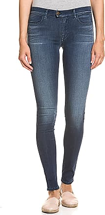 Stretch-Jeans, Skinny Fit blau Replay