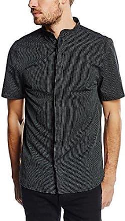 Revolution (RVLT) Shirt, Chemise Casual Homme, Noir (Black), LRevolution