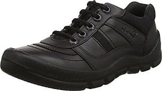 Start-Rite Oliver, Zapatillas para Hombre, Negro (Black_7), 41.5 EU