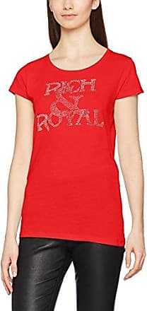 Rich & Royal 1706-448, Camiseta para Mujer, Azul (Midnight Blue 796), M
