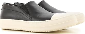 Slip on Sneakers for Women On Sale, Black, Leather, 2017, 2.5 4.5 5.5 6 6.5 7.5 Rick Owens