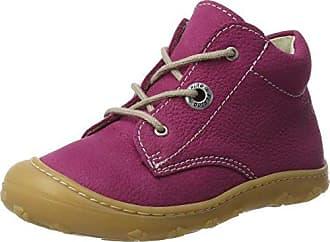 Ricosta Sami, Zapatos de Cordones Oxford para Niñas, Rosa (Enigma 349), 22 EU