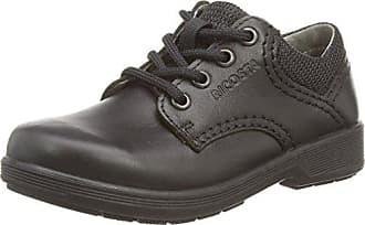 Ricosta Harry M, Zapatos Niños, Negro (Schwarz 090), 35 EU