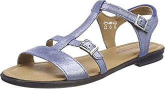 Ricosta Anke, Bout Ouvert Fille - Gris - Taupe,