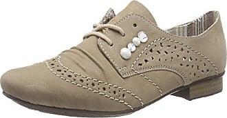 Rieker L3251, Zapatillas sin Cordones para Mujer, Negro (Schwarz/Schwarz/Schwarz/Schwarz 00), 37 EU