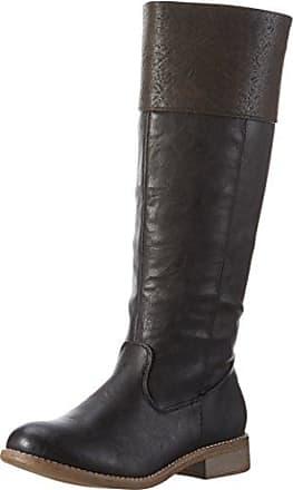 Rieker Y9061, Bottes Femme, Noir (Schwarz), 41 EU