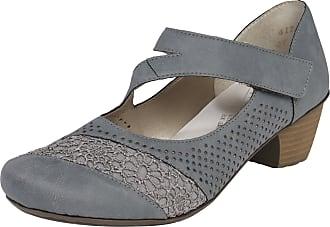 Sandales Rieker Avec Anthracite Sangle D6ekpw5X8
