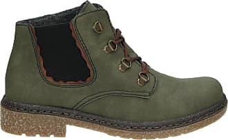 Gris Rieker Annett Chaussures PWDueB