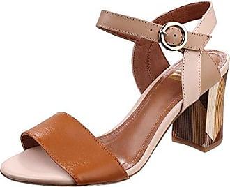 Damen Baxin Sandale mit Absatz (37 EU) (Rot) Riva iCIRszQ4