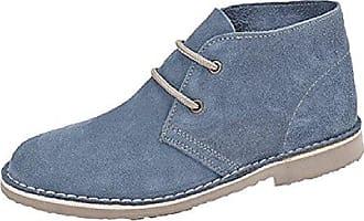 Roamer , Damen Desert Boots , Blau - Denim Blue - Größe: 36 (4 UK)