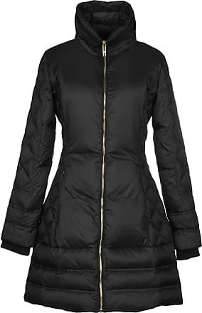 Down Jacket for Women, Puffer Ski Jacket On Sale, Black, Eiderdown, 2017, 16 Roberto Cavalli