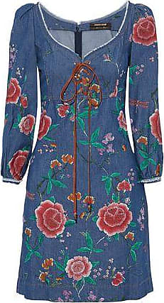 Orange 100% Original Roberto Cavalli Woman Gathered Printed Crepe Top Teal Size 40 Roberto Cavalli New Online Buy Sale Online Cheap From China Outlet Low Cost P7YM07