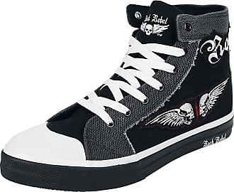 Rock Rebel by EMP Walk The Line Zapatillas Aceituna n9SmDmx3