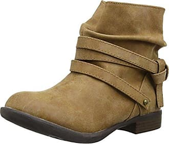 Satiresp, Boots femme - Marron (Eay Taupe 10), 38 EURocket Dog