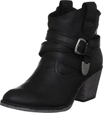 We Are W.Perla.Dip-Nero - Botas de Cuero para Mujer, Color Negro, Talla 36 We Are