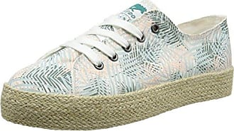 Rocket Dog Jumpin, Sneaker Donna, Verde (Jungle Palm verde F00), 36 EU